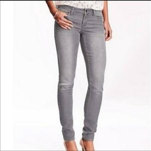 Old Navy   NWT Mid Rise Curvy Skinny Jeans 12 G011